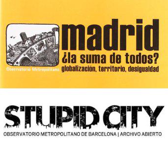 Ciber encuentro Observatorios Metropolitanos de Madrid y Barcelona