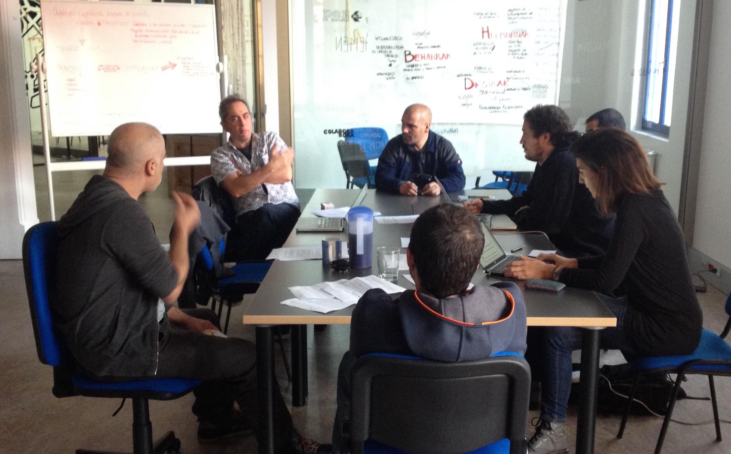 Reunión de Arquitecturas Colectivas
