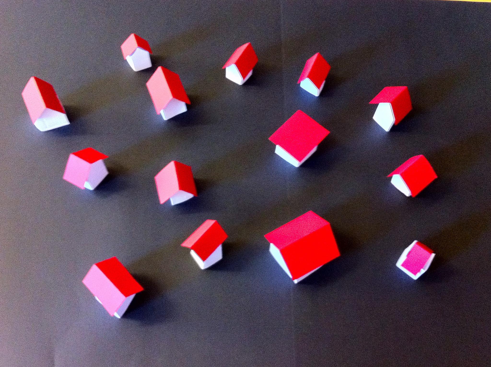 Reunión sobre arquitectura e infancia. Pedagogías urbanas desde el arte y la arquitectura.
