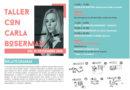 Relatogramas: Esbozar la escucha con Carla Boserman