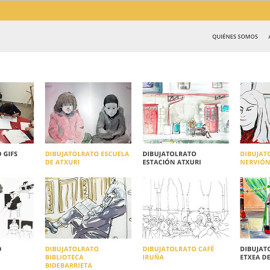 ¡Ya tenemos web de dibujatolrato!