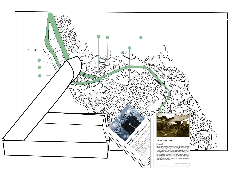 Presentación de BILBAO DÉ·TOUR·NEMENT. Catálogo de Espacios y Prácticas Artístico-culturales.