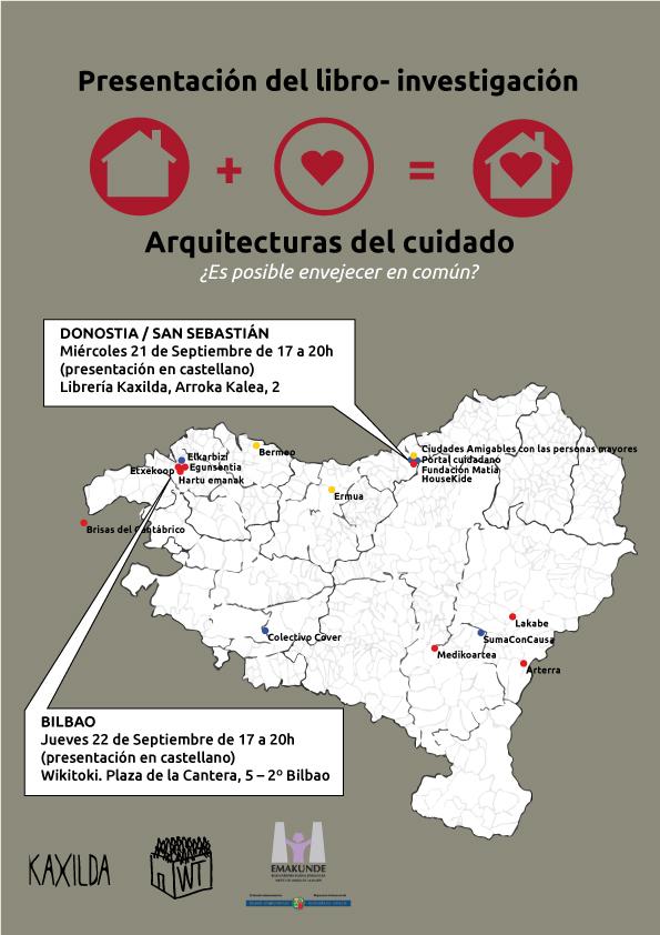 Presentacion Informe de las Arquitecturas del Cuidado