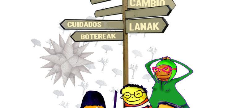 Viajando Por Lo Invisible (Mugarik Gabe en Wikitoki)