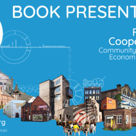 Presentación del libro Funding the Cooperative City