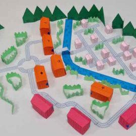 La ciudad diseñada por los niños y las niñas