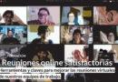 Formación: Reuniones online satisfactorias